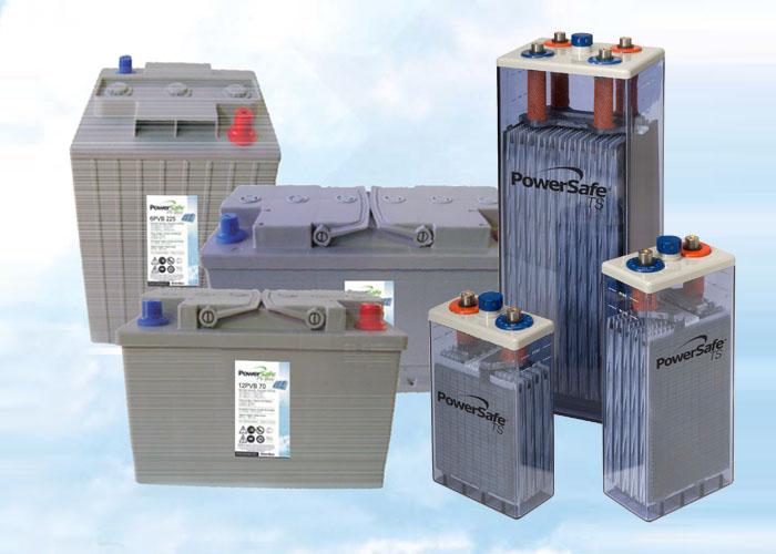Batterie industrielle à Amboise